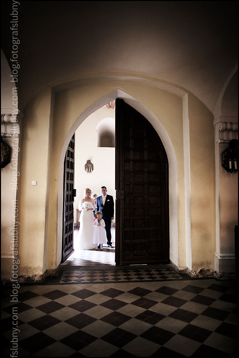 cer 1181 - Ślub, Reportaż ślubny, Gostyń, Fotografia ślubna, Fara Gostyń