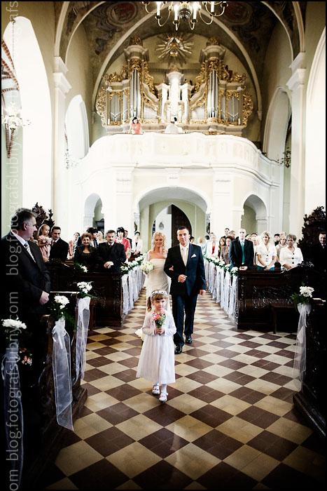 cer 1185 - Ślub, Reportaż ślubny, Gostyń, Fotografia ślubna, Fara Gostyń