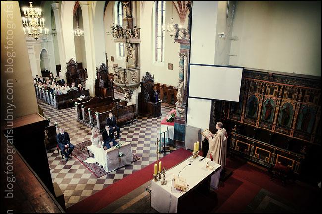 cer 1231 - Ślub, Reportaż ślubny, Gostyń, Fotografia ślubna, Fara Gostyń