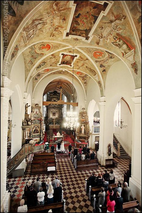 cer 1319 - Ślub, Reportaż ślubny, Gostyń, Fotografia ślubna, Fara Gostyń